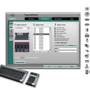 Logitech TouchPoint Interface