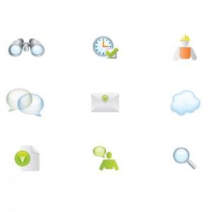 Sciforma Software Icons