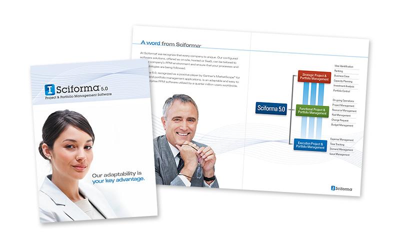 Sciforma Brochure